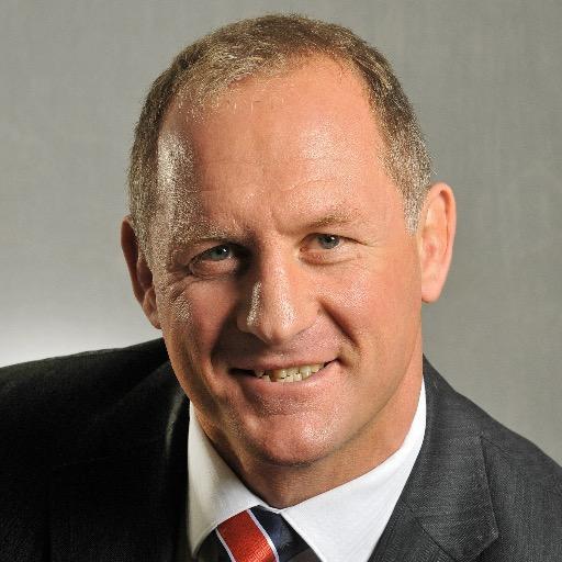 Richard Hill MBE