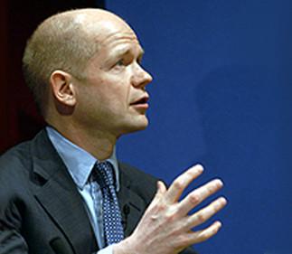 Rt Hon William Hague MP