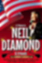 Clark Stewart | Neil Diamond Tribute Show