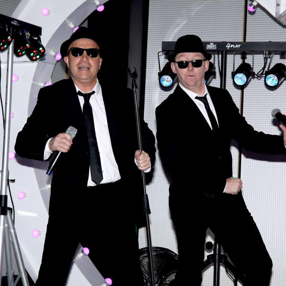 The Glasgow Blues Brothers