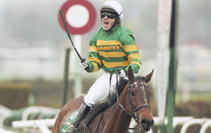 Sir Anthony McCoy OBE (AP)