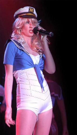 Christina Aguilera - The Show