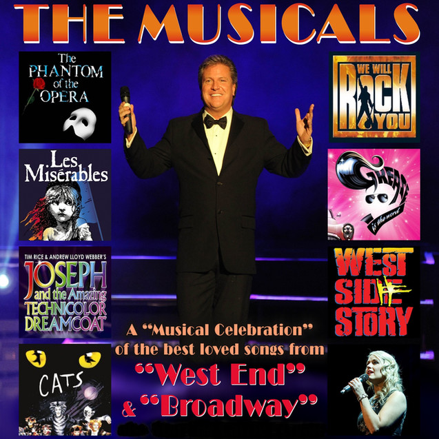 Magic Of The Musicals