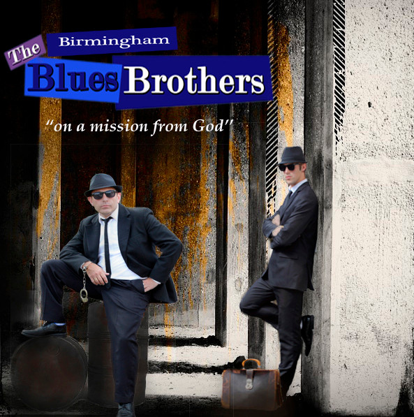 The Birmingham Blues Brothers