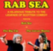 Rab Sea | Rab C Nesbit & Billy Connolly Tribute