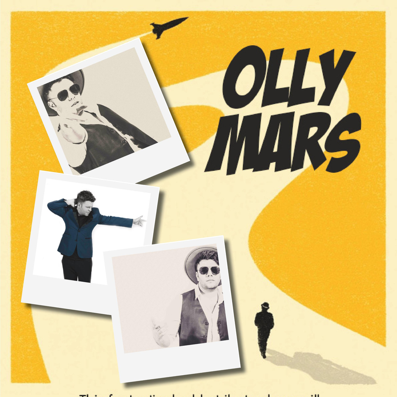 Olly Mars Double Tribute