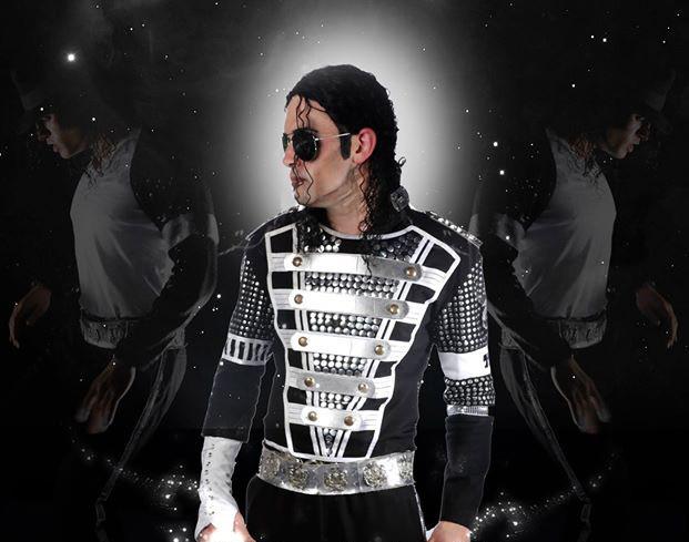 Almost Michael Jackson