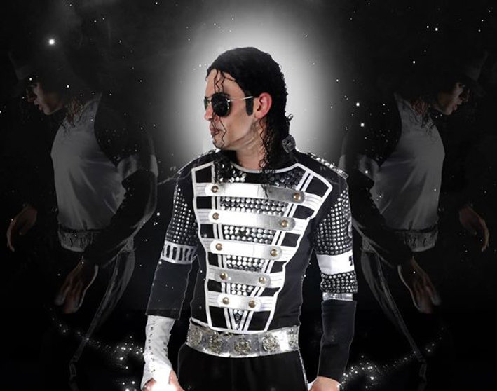 Almost Michael Jackson | Emkay Entertainments Agency