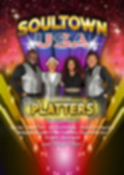 Soultown USA ft The Platters | Soul, Motown & Platters Tribute Show