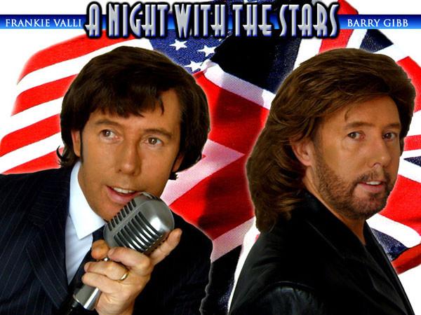 Frankie Valli & Barry Gibb Tribute