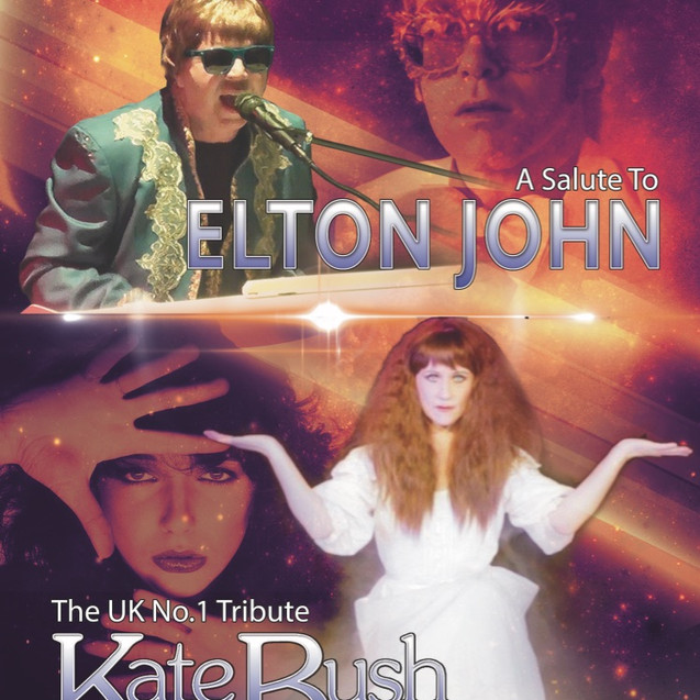 Captain Fantastic & Kate Bush