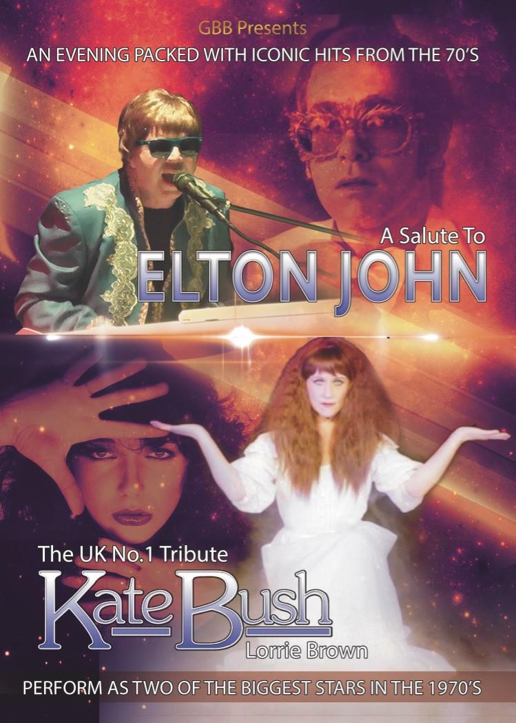 Captain Fantastic & Kate Bush