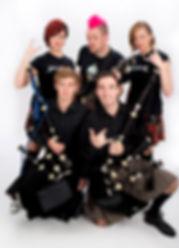 The Bag Rockers | Scottish Entertainment