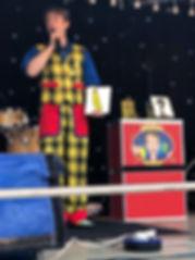 Fabulous Fraser | Children's Entertainer
