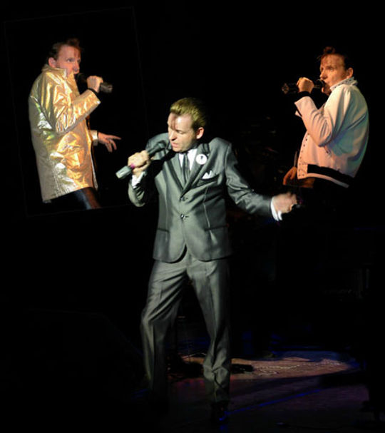 Almost Billy Fury | Emkay Entertainments Agency