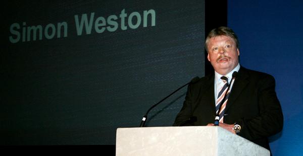 Simon Weston OBE