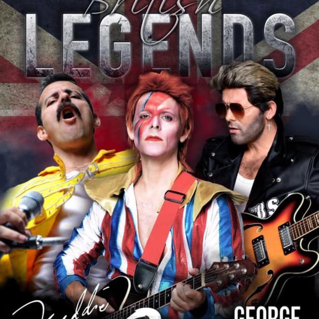 Ultimate British Legends