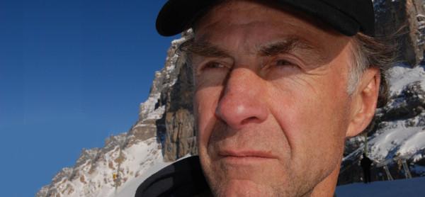 Sir Ranulph Fiennes OBE