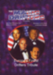 The Magic Drifters | Drifters Tribute Group