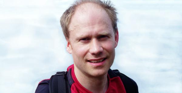 Jamie Andrew OBE