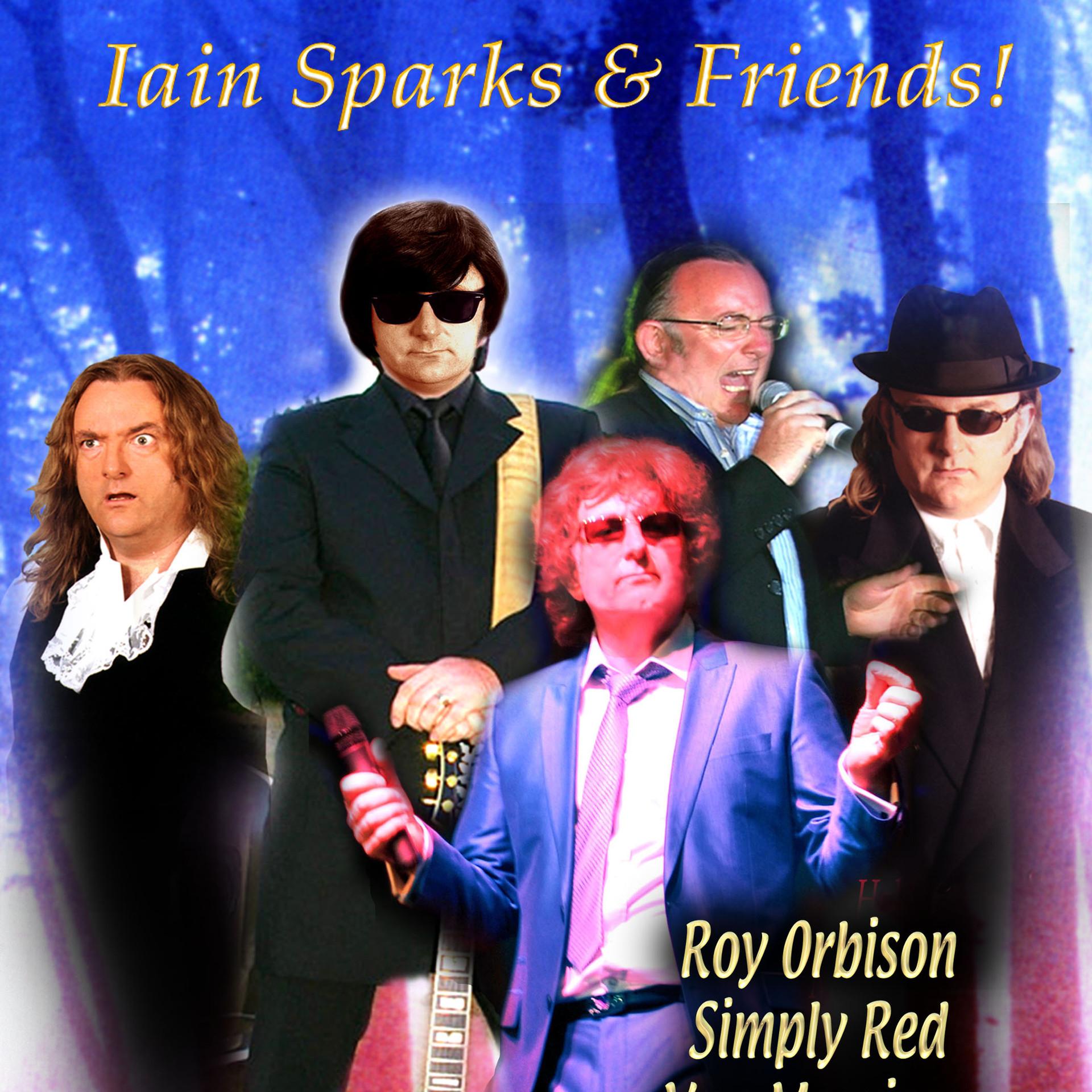 Iain Sparks & Friends
