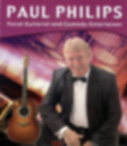 Paul Philips | Comedy Performer