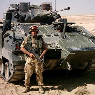 Major David Bradley