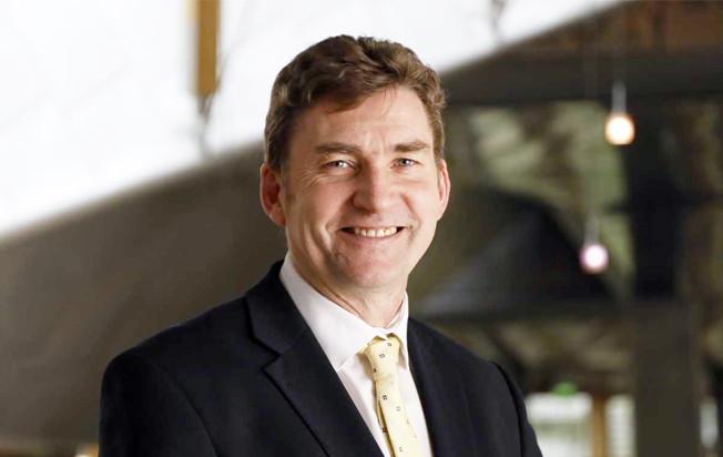Brian Whittle MSP