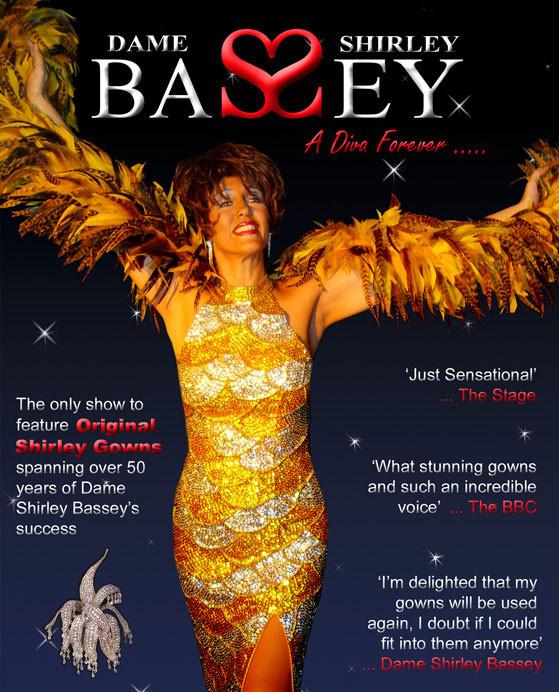 Dame Shirley Bassey Tribute