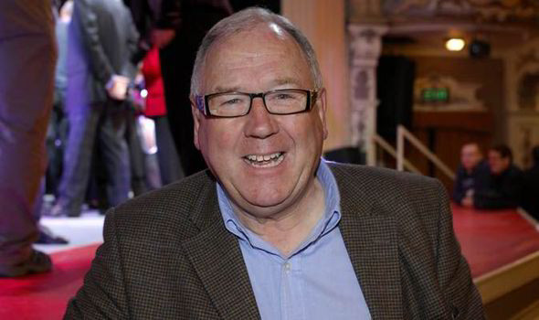 Andy Cameron MBE