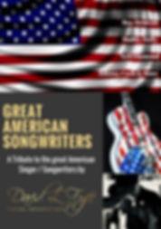David Fyfe | Great American Songwriters Tribute