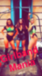 Girlband Mania | Girlband Tribute Group