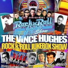 Vince Hughes Rock & Roll Jukebox