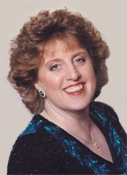 Linda Ormiston OBE