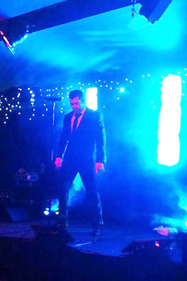 Michael Buble by Alan Walker | Emkay Entertainments Agency