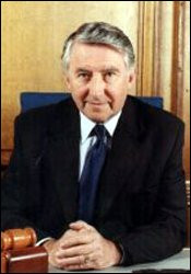 Rt Hon Lord David Steel of Aikwood KT KBE DL
