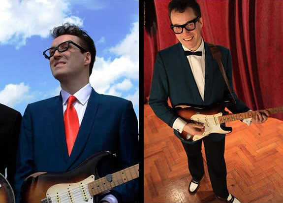 Almost Buddy Holly