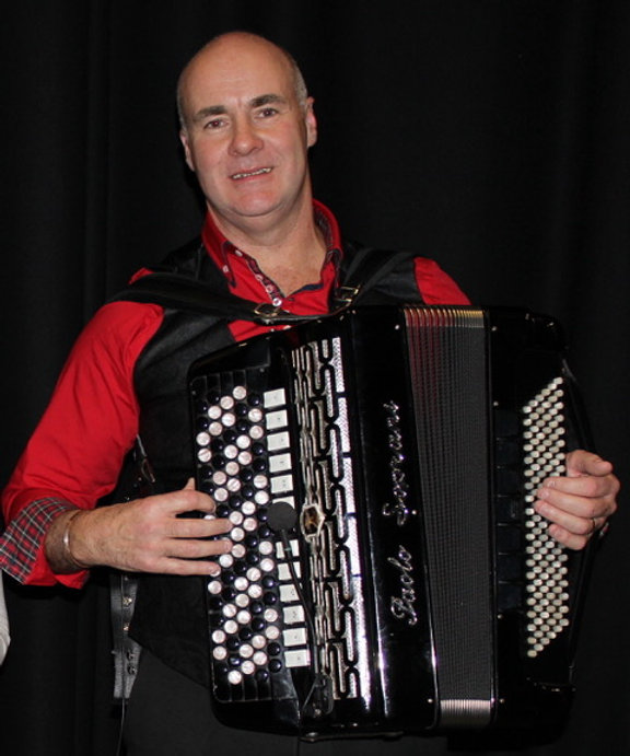Bob Liddle Accordionist | Emkay Entertainments Agency