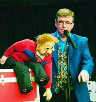David Lees Ventriloquist