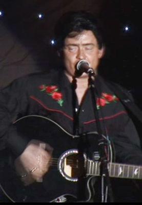 Johnny Cash by Rikki Morgan | Emkay Entertainments Agency