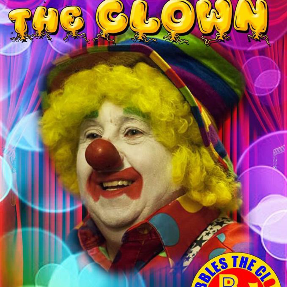 Bubbles The Clown