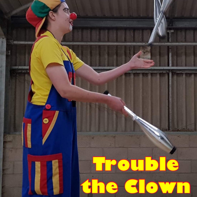 Trouble The Clown