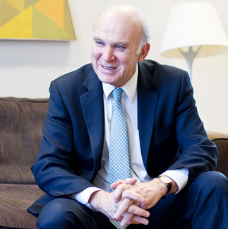 Rt Hon Dr Vince Cable