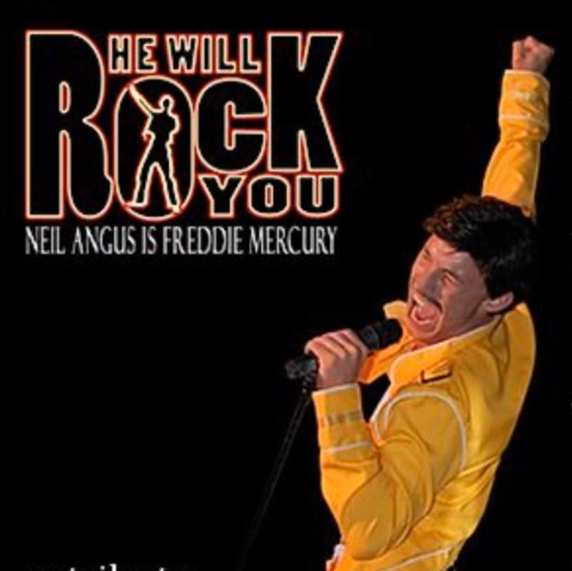 He Will Rock You