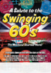 A Salute to the Swinging 60's | Sixties Tribute Show