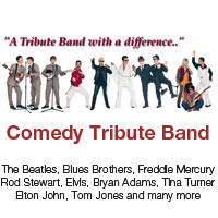 Comedy Tribute Band