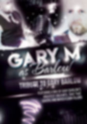 Gary M | Gary Barlow Tribute