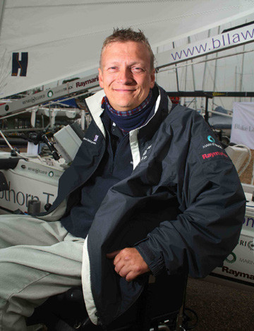 Geoff Holt MBE