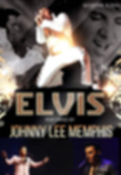 Johnny Lee Memphis | Elvis Presley Tribute