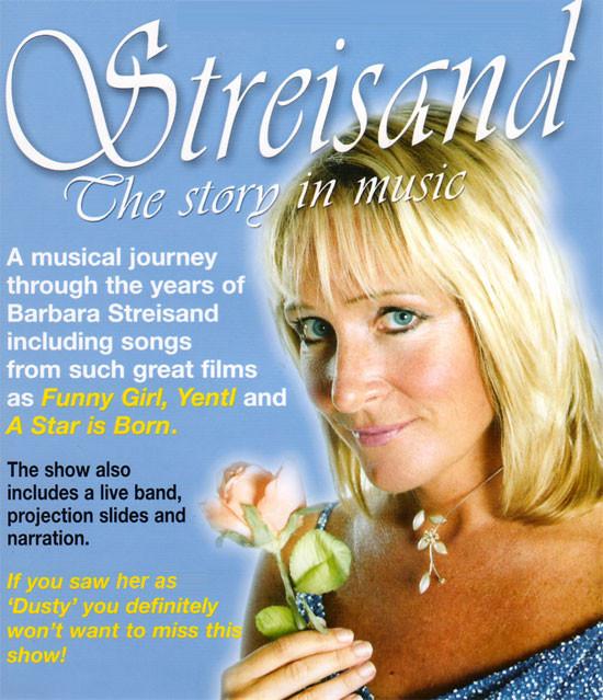 Barbra Streisand Tribute